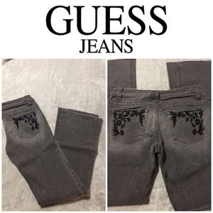 Boot cut -Guess jeans